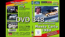 1984 Rallye Monte Carlo 1984 mit Walter Röhrl (DVD 348 Trailer)