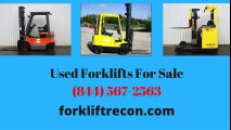 Reconditioned Used Forklift Corvallis OR (844) 567-2563