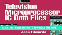 [PDF] Online Television Microprocessor IC Data Files Full Epub
