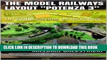 "[READ] Kindle The Model Railways Layout ""Potenza 3"": H0 Scale Layout 160x120cm (Model Railways"
