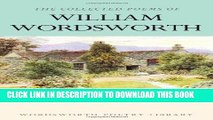 [PDF] The Collected Poems of William Wordsworth (Wordsworth Poetry Library) (Wordsworth