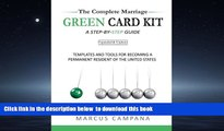 liberty book  The Complete Marriage Green Card Kit: A Step-By-Step Guide With Templates and Tools