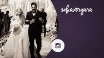 Sofia Vergara : des photos inédites pour son anniversaire de mariage !
