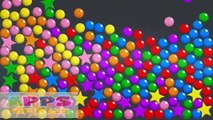 Learn Colors with Eggs Prank 3D Surprise - Kids Learn to Count Numbers 1 to 10 Eggs Surprise 123