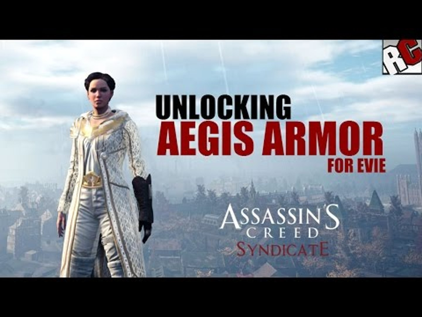 Assassin S Creed Syndicate Outfit Unlocking Aegis Armor For Evie Aegis Armor And Gameplay Video Dailymotion