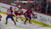 Carolina Hurricanes vs Montreal Canadiens | NHL | 24-NOV-2016 - Part 2