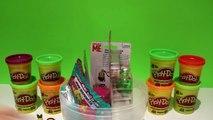 Giant Shopkins Season 4 Homeware Play Doh Surprise Egg - Shopkins Season 4 Comfy Chair play doh egg