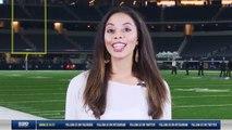 Washington Redskins vs Dallas Cowboys Highlights (Week 12) | Dak Prescott 17/24, 195 Yards, Td