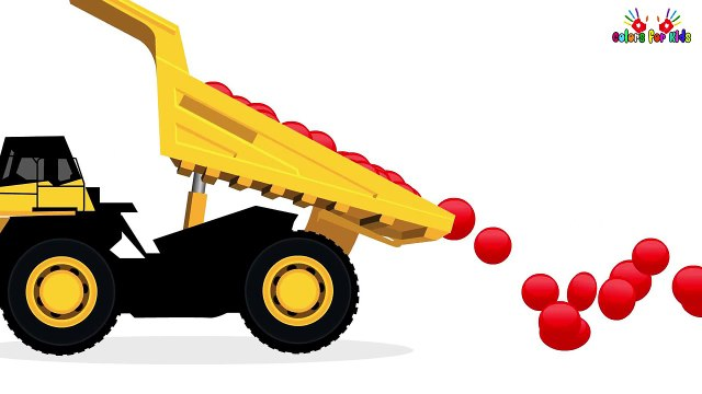 Garbage Trucks for kids - recycling and dumping trash with ...