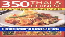 MOBI 350 Chinese   Thai Recipes for Healthy Living: All the taste and none of the fat: fabulous
