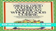 KINDLE American Wholefoods Cuisine: Over 1300 Meatless, Wholesome Recipes from Short Order to