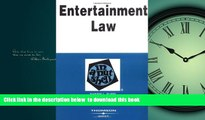 liberty book  Entertainment Law in a Nutshell (Nutshell Series) (In a Nutshell (West Publishing))