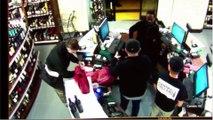 Une cigarette électronique explose dans la poche d'un client en plein magasin à New York