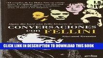 Books Conversaciones con Fellini/ Conversations with Fellini (Spanish Edition) Read online Free