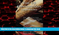Read book  The US Constitution: A Pocket Reference w/Constitution, Bill of Rights, Amendments,