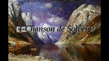 """Grieg-""""Chanson de Solveig"""" extrait de Peer Gynt-Suite N°2 (piano solo)"""