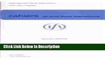 [PDF] Cahiers de Droit Fiscal International (Ifa Cahiers) [PDF] Online