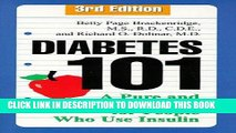 [PDF] Diabetes 101: A Pure and Simple Guide for People Who Use Insulin, 3rd Edition Full Collection