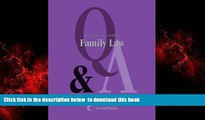 Read books  Questions and Answers: Family Law (Questions   Answers) BOOOK ONLINE