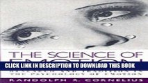 [PDF] Online The Science of Emotion: Research and Tradition in the Psychology of Emotion Full Epub