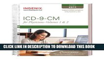 [READ] Mobi ICD-9-CM Expert for Physicians, Volumes 1   2 2011 (Spiral) (ICD-9-CM Expert for