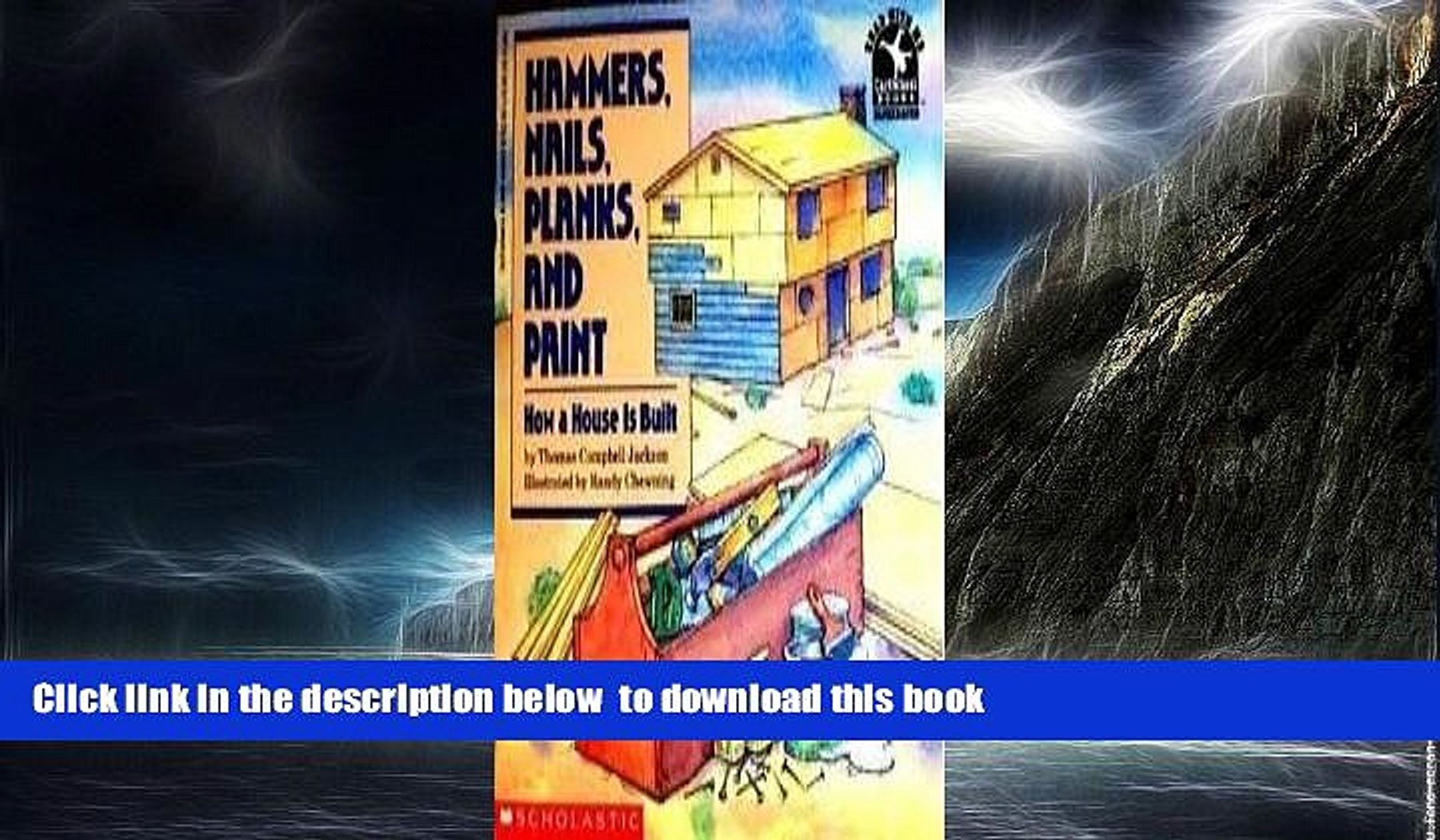 {BEST PDF |PDF [FREE] DOWNLOAD | PDF [DOWNLOAD] Hammers, Nails, Planks, and Paint: How a House Is