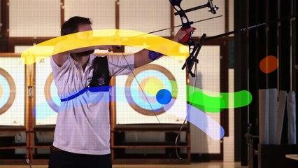 Le geste de Jean-Charles Valladont vice champion olympique à Rio en 2016