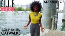 Sonia Rykiel - Making Of | Catwalks, une décennie de mode à Paris avec Inna Modja | En exclusivité sur ELLE Girl