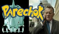 Parechok, Le Pokemon Legendaire
