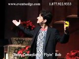 Flyin Bob - Clean Comedian Canada - Events Edge