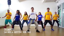 Trumpets - Zumba® - Live Love Party - Dance Fitness - Trumpets Challenge