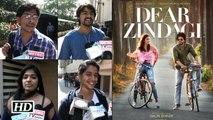 Dear Zindagi | Public Review