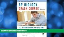 Free [PDF] Downlaod  AP Biology Crash Course (Advanced Placement (AP) Crash Course)  FREE BOOOK