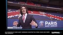 PSG: La nouvelle pub très gênante de Marco Verratti, Edinson Cavani et Lucas Moura
