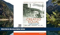 Buy Jacqueline Jones REVEL for Created Equal: A History of the United States, Volume 1 -- Access