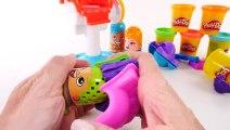 TROLLS Radz and Play Doh Crazy Cuts Poppy Makeo | Dreamworks Moes