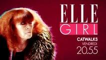 Catwalks, une décennie de mode à Paris avec Inna Modja | Sonia Rykiel | Le 2/12 en exclusivité sur ELLE Girl