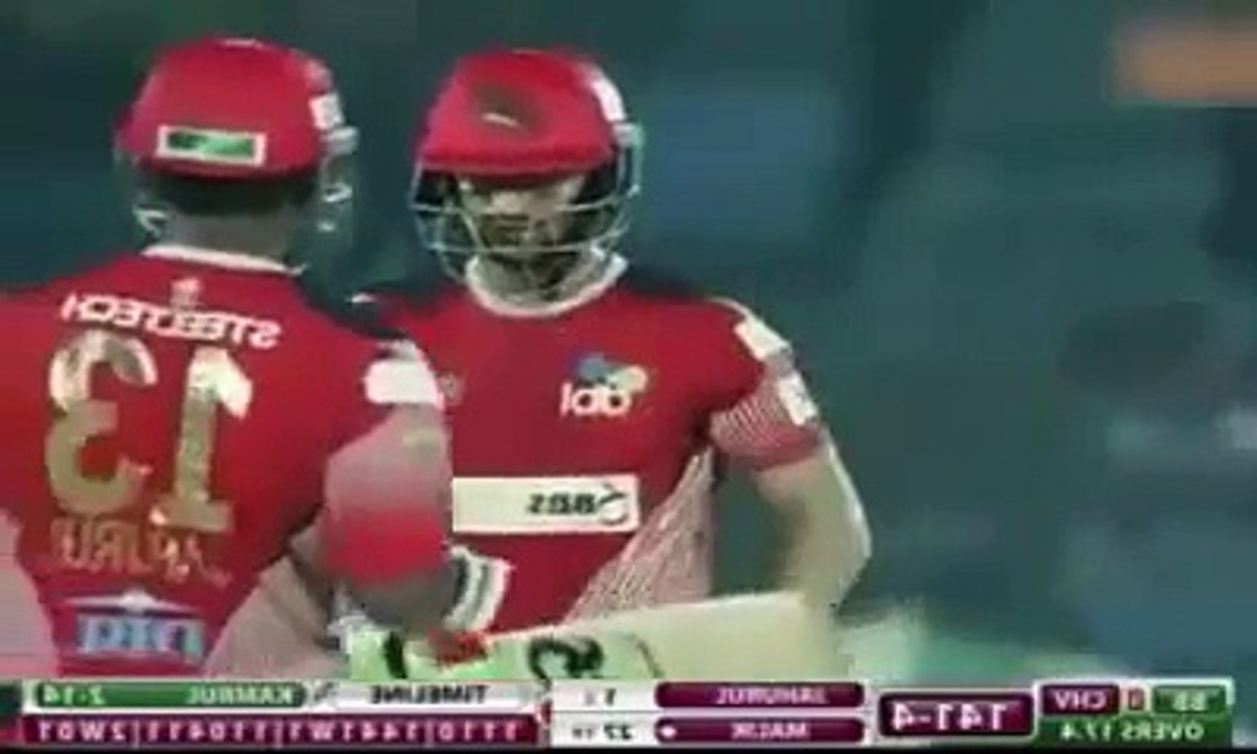 BPL 2016 Match 24 Chittagong vs Barisal-Shoaib Malik 63 Runs on 30 Balls