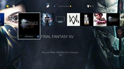 Final Fantasy XV : Partie #02