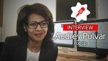 """Audrey Pulvar : """"Je pense que Léa Salamé déploit tous ses talents"""""""