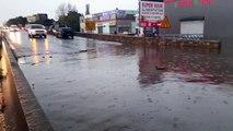 Inondations à Furiani, en Corse le 24/11/16