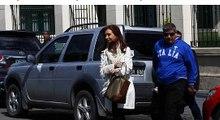 Cristina Kirchner fue al juzgado en Río Gallegos y Bonadio volvió a citarla el 29 en Comodoro Py