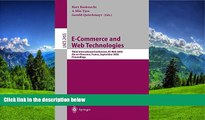 Free [PDF] Downlaod  E-Commerce and Web Technologies: Third International Conference, EC-Web