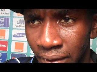 CAN2015, Réactions de Yannick Bolaisie après lélimination de la RDC