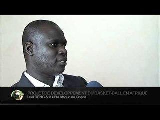 Interview - Amadou GALLO FALL, Vice Président NBA Afrique
