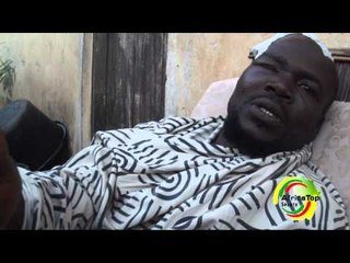 Victime des actes de violence à Womé