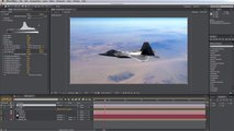 Create Realistic Jet Scenes in Adobe After Effects - part 2 - YouTube