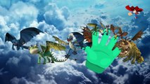 How To Train Dragon 2 Finger Family How To Train Dragon 2 Finger Family Collection Nursery Songs
