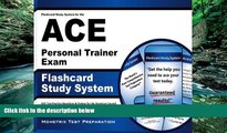 Buy ACE Exam Secrets Test Prep Team Flashcard Study System for the ACE Personal Trainer Exam: ACE