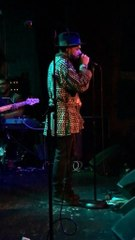 Soul legend Bilal performs at Motorco Music Hall